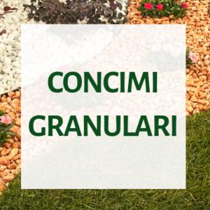 Concimi granulari Casa orto e giardino