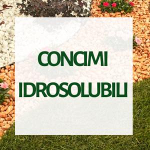 Concimi idrosolubili Casa orto e giardino