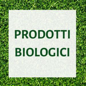 Prodotti Biologici e naturali per tappeto erboso