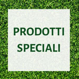 Prodotti speciali tappeto erboso