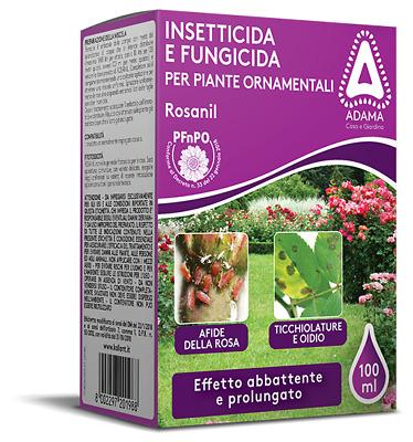 ADAMA ROSANIL INSETT.+FUNGIC. ML.100